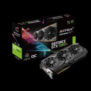 ROG Strix GeForce GTX 1080 Ti OC edition 11GB