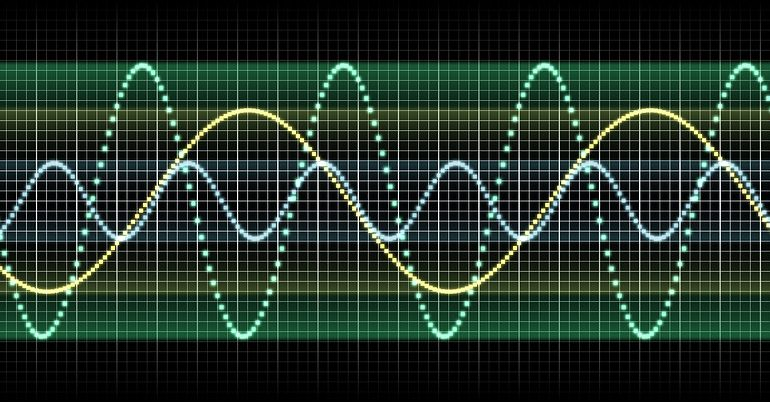 Une onde de stabilisation sonore