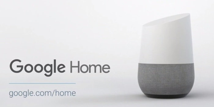 Google home - assistant vocal