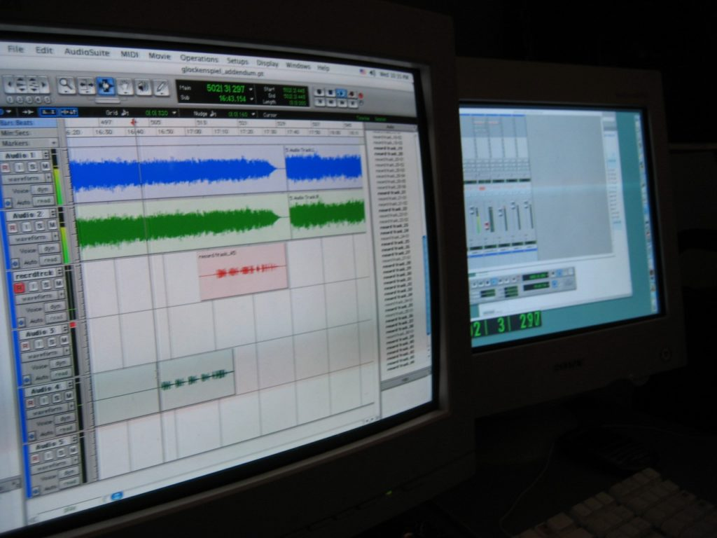L'édition de pistes audio sur Pro Tools