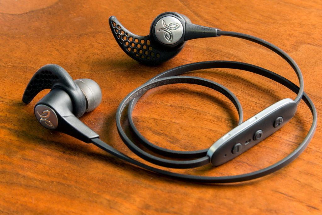 Les écouteurs Jaybird X3