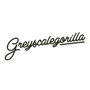 greyscale gorilla