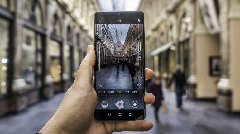 Huawei P30 Pro photo.