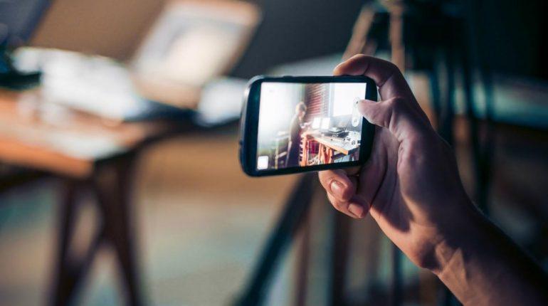 applications pour monter des vidéos sur son smartphone.