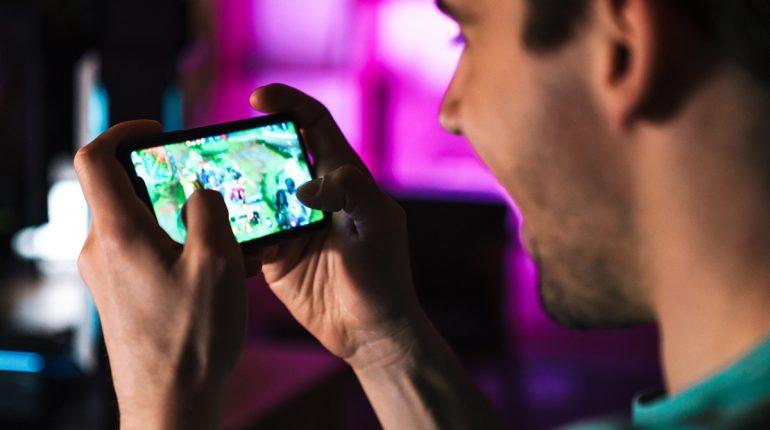 smartphones gamer.