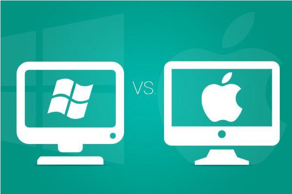 Mac ou PC.