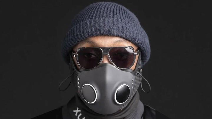 le Xupermask de Will.i.am.