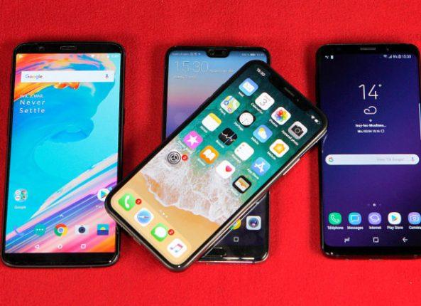 choisir son smartphone en 2021.